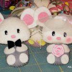 Mis ratoncitos se van de boda!!!!!