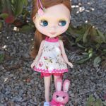 Nuevo vestido para mi Blythe Rita