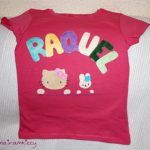 Camiseta Hello Kitty!!!