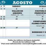 Talleres Living Agosto – septiembre