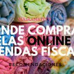 DONDE COMPRAR TELAS y MAS PREGUNTAS FRECUENTES