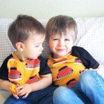 Camiseta Ottobre design Kids Summer 3/2013  Modelo 9 Brave Firemen