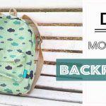 DIY Mochila Backpack Infantil   Patrones gratis