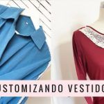 Ideas para customizar vestidos fácilmente